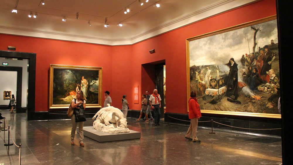 Madrid Prado Art Museum Ticket