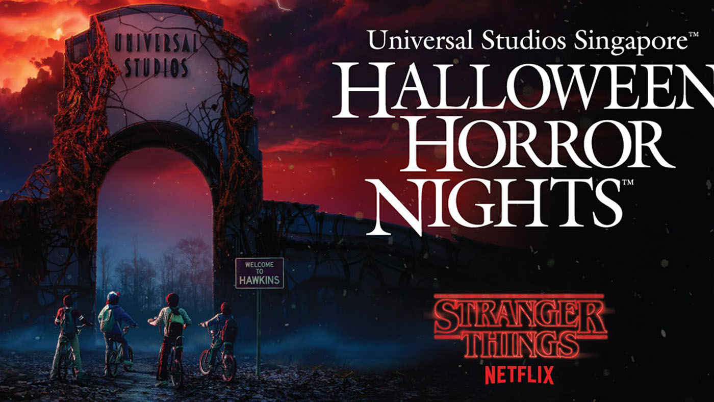 universal studios singapore halloween horror nights 8 ticket