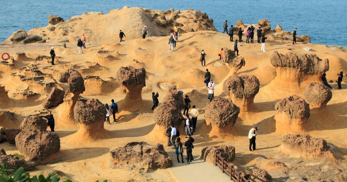 Kết quả hình ảnh cho Yehliu Geographic Park