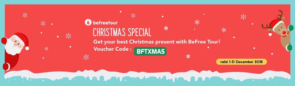 BeFree Tour Special Christmas