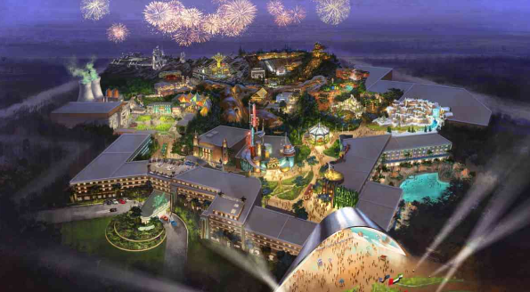 Twentieth Century Fox World Theme Park
