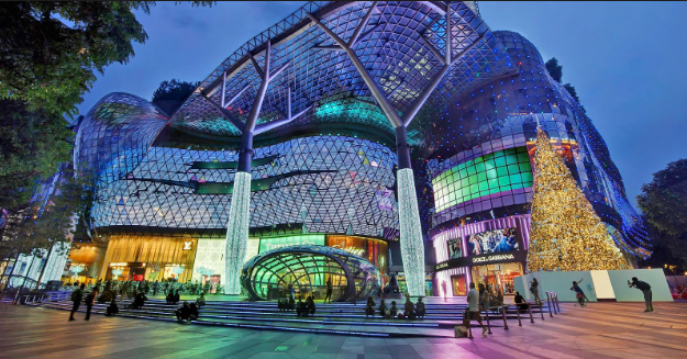 Orchard Road Nightlife Singapore